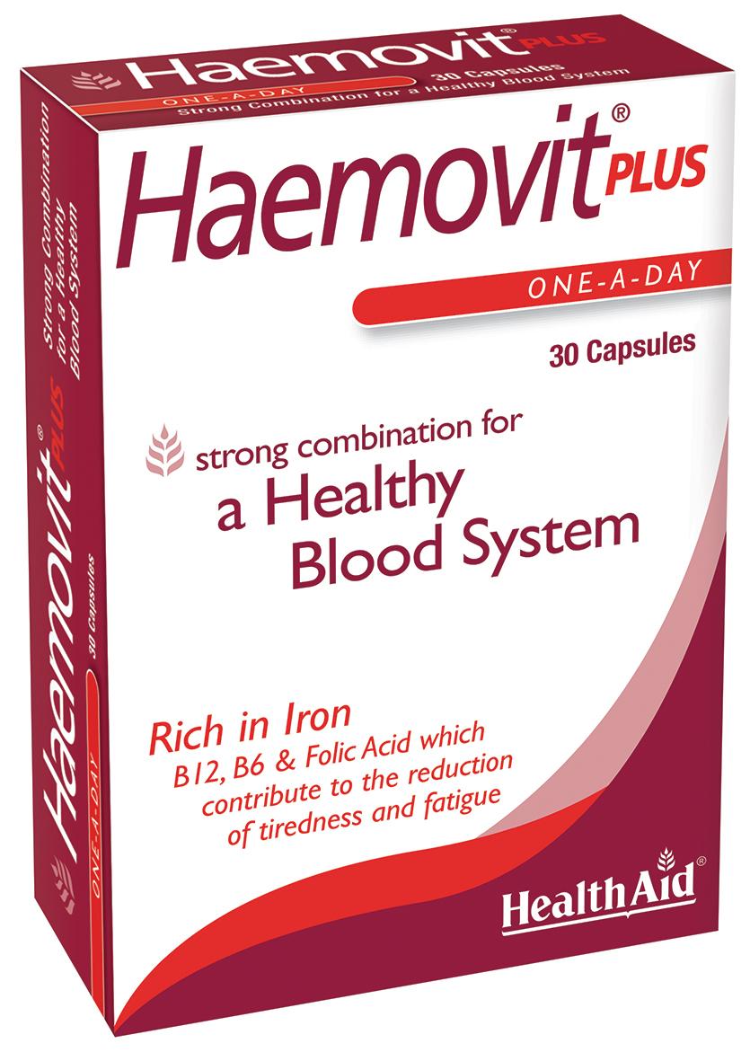 Haemovit Plus 30's