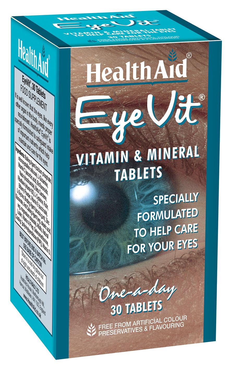EyeVit 30's