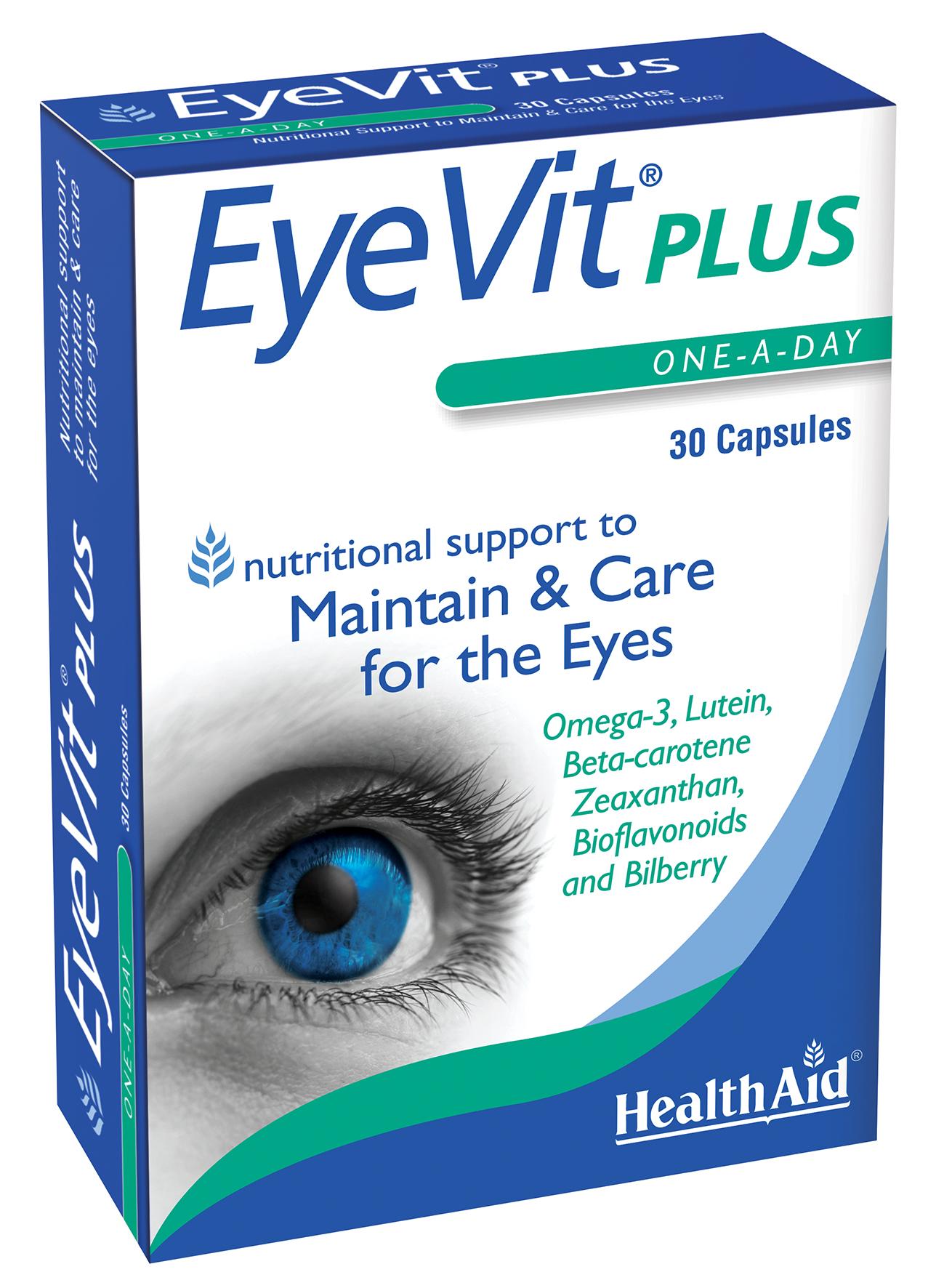 EyeVit Plus 30's