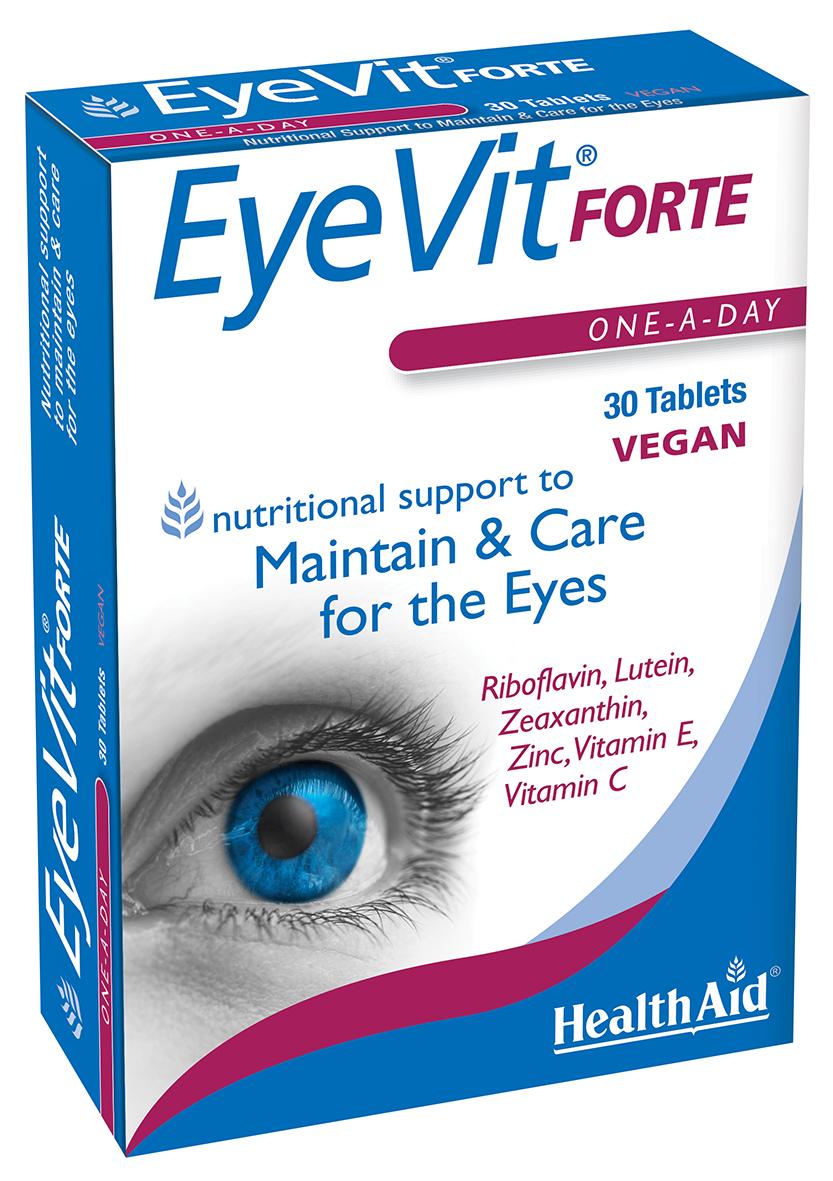 EyeVit Forte 30's