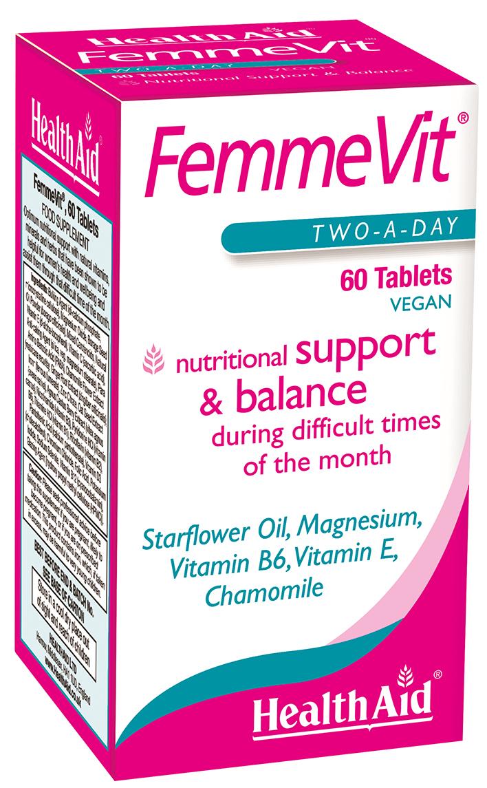 FemmeVit 60's