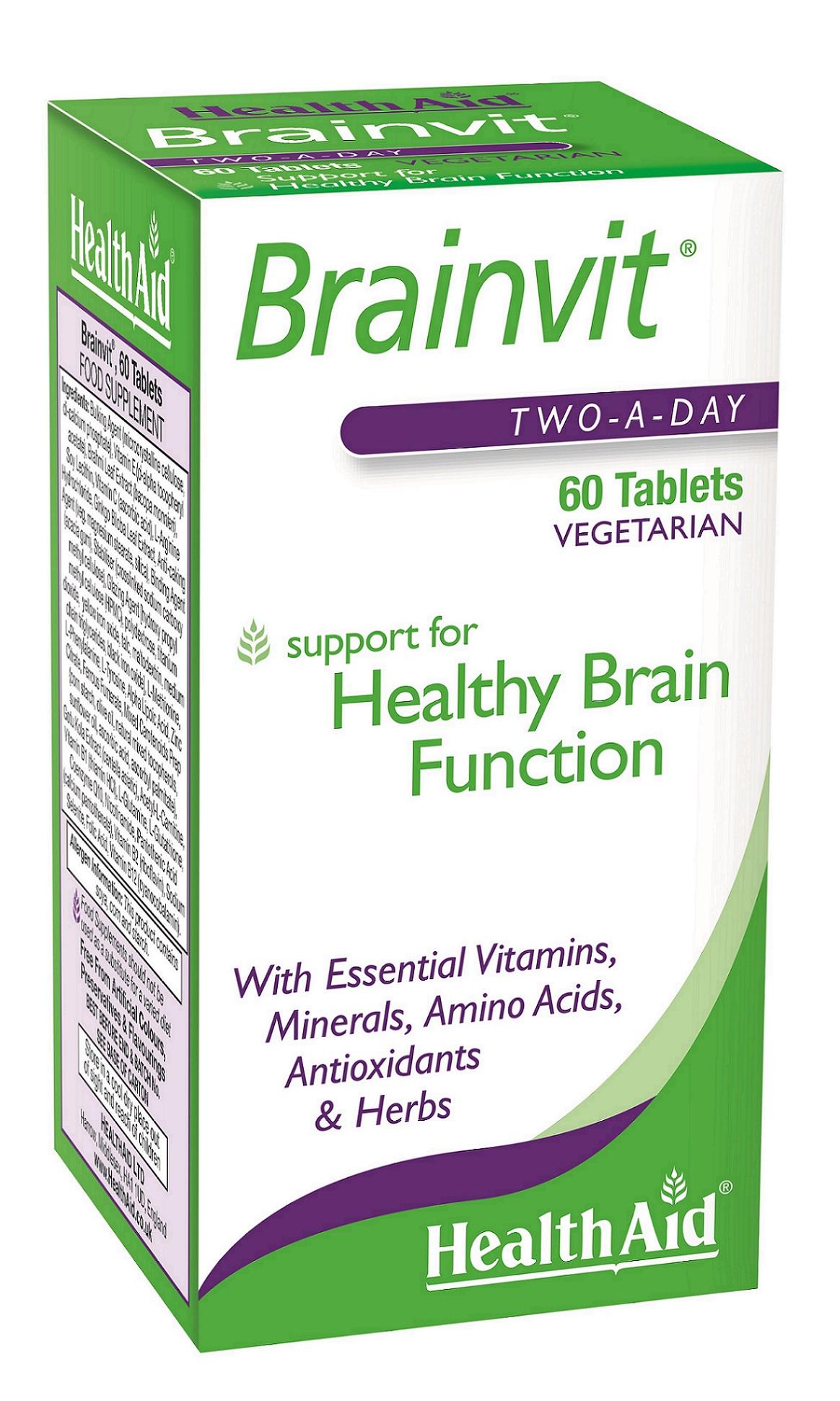 BrainVit 60's