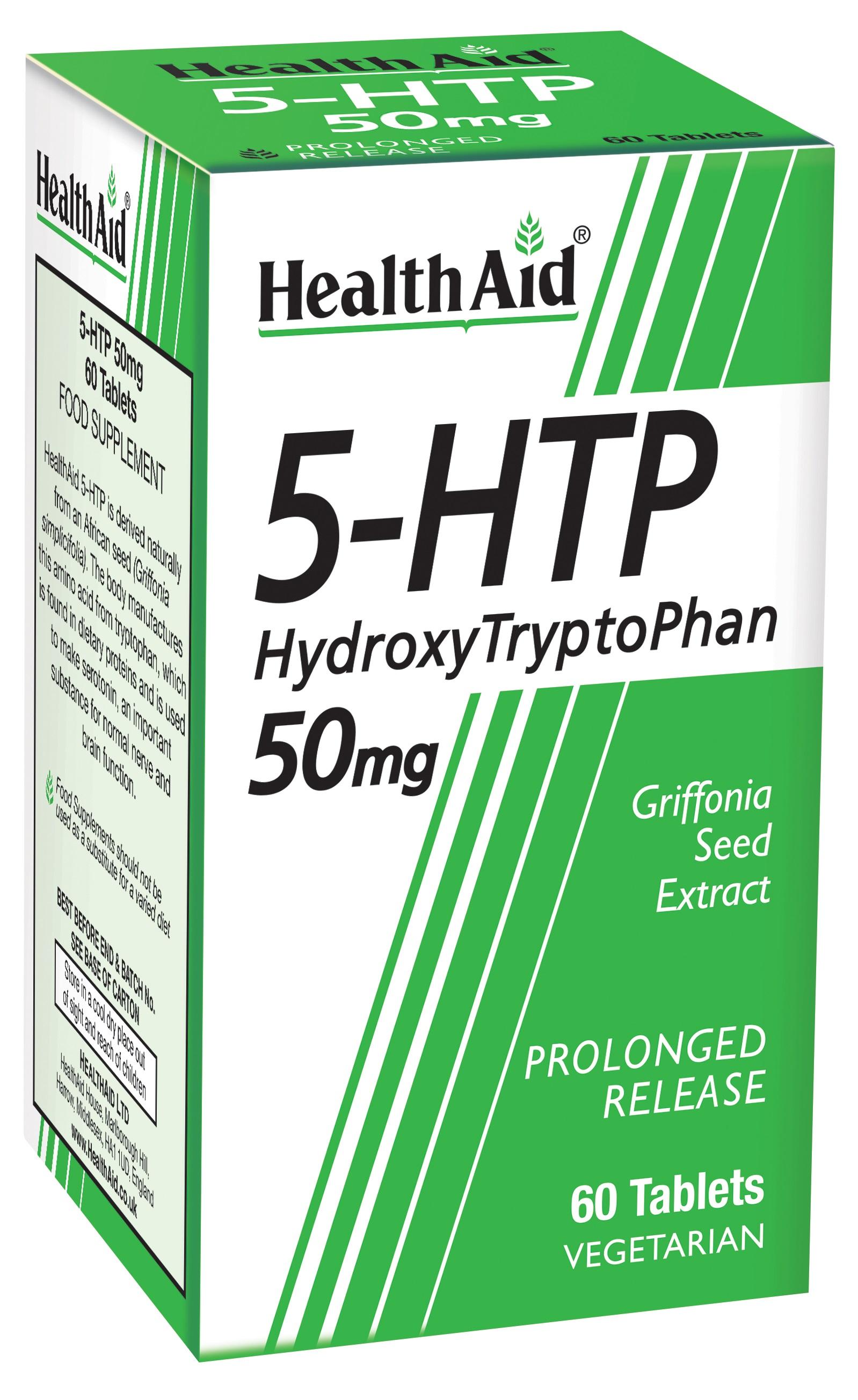 5-HTP 60's