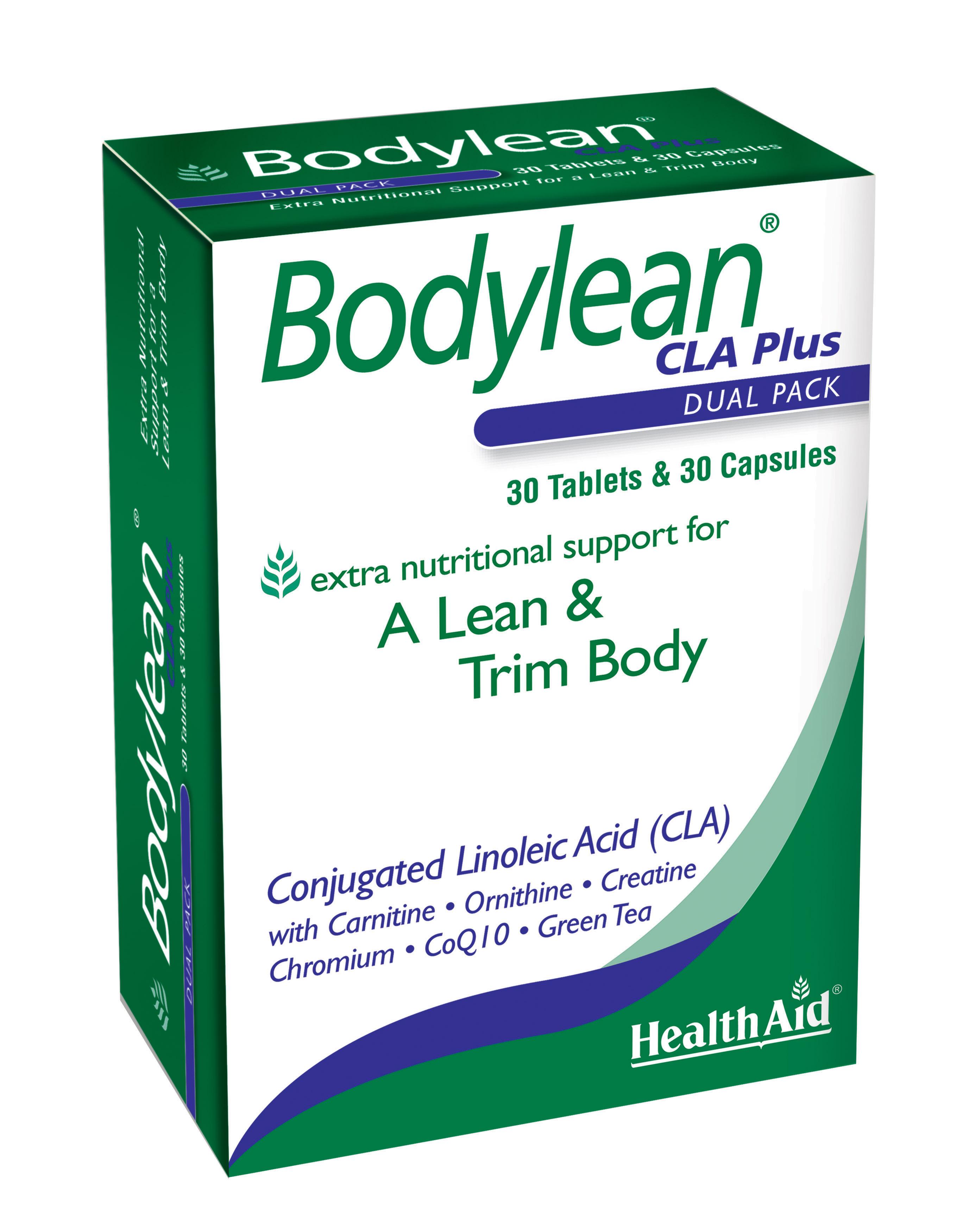 Bodylean CLA Plus 60's