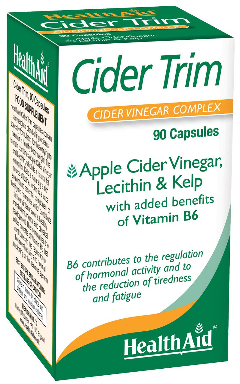 Cider Trim (Cider Vinegar Complex) 90's