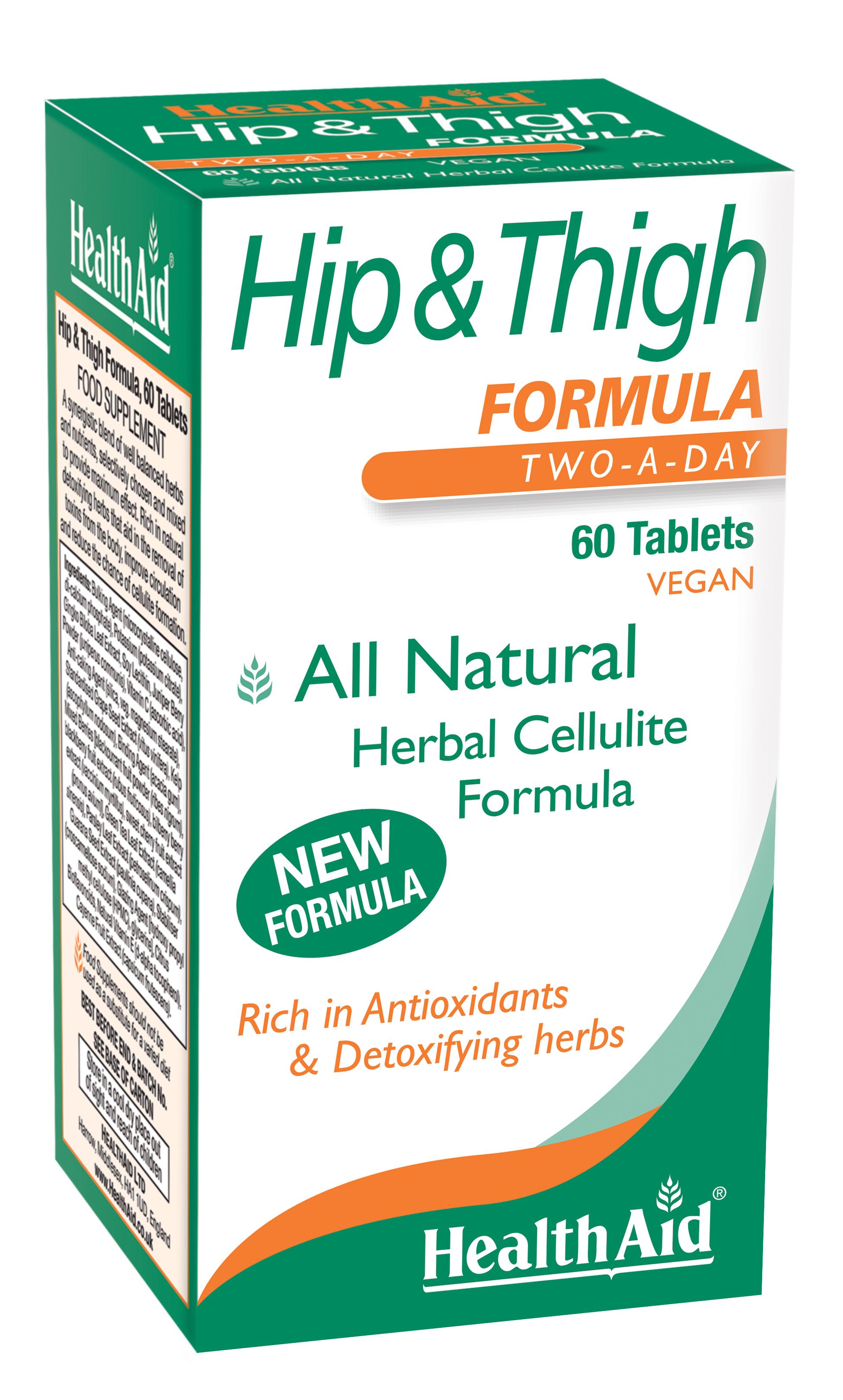 Hip and Thigh Formula 60's