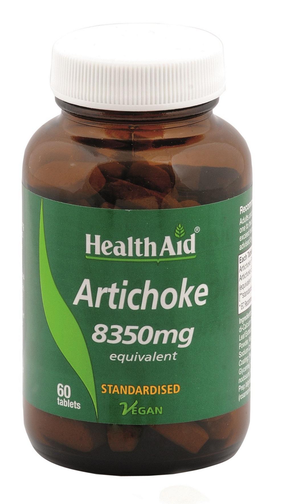 Artichoke 8350mg 60's