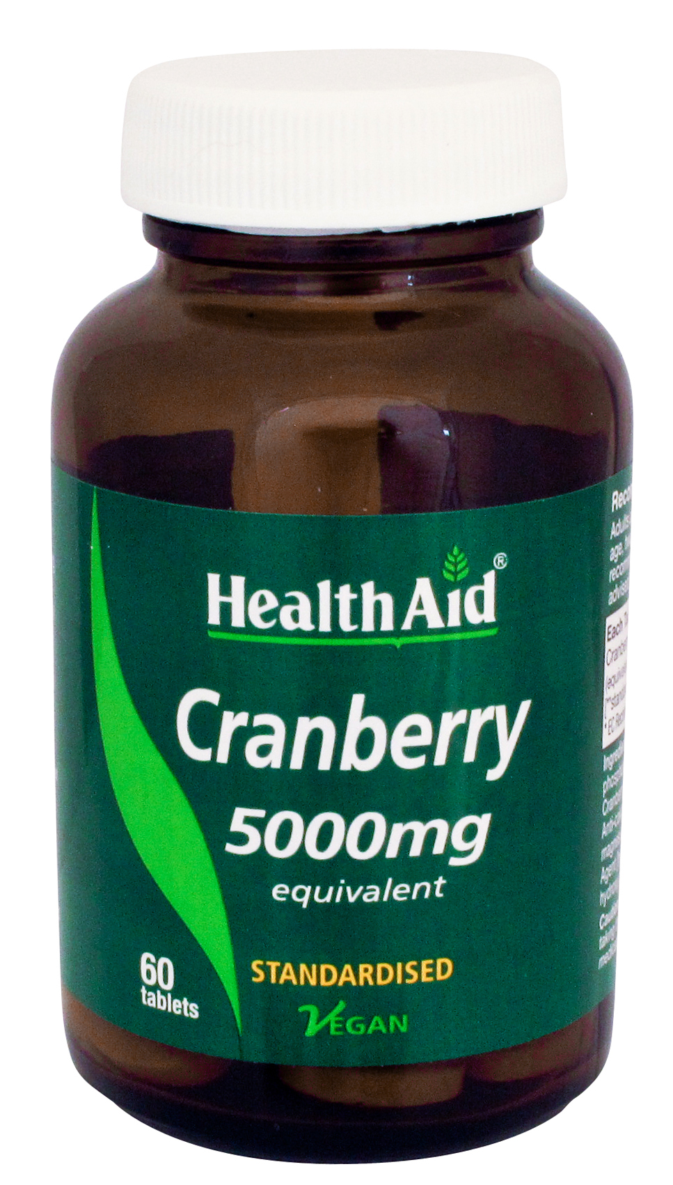 Cranberry 5000mg 60's