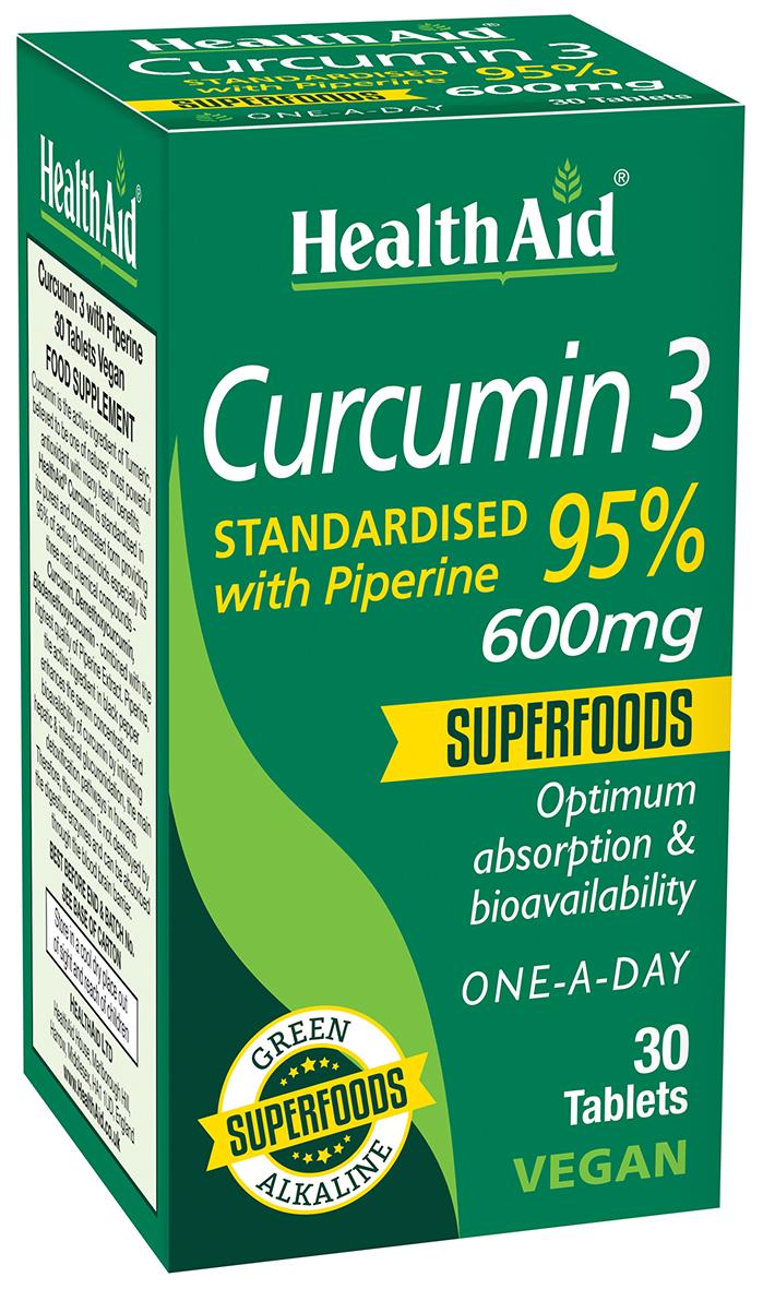 Curcumin 3 30's