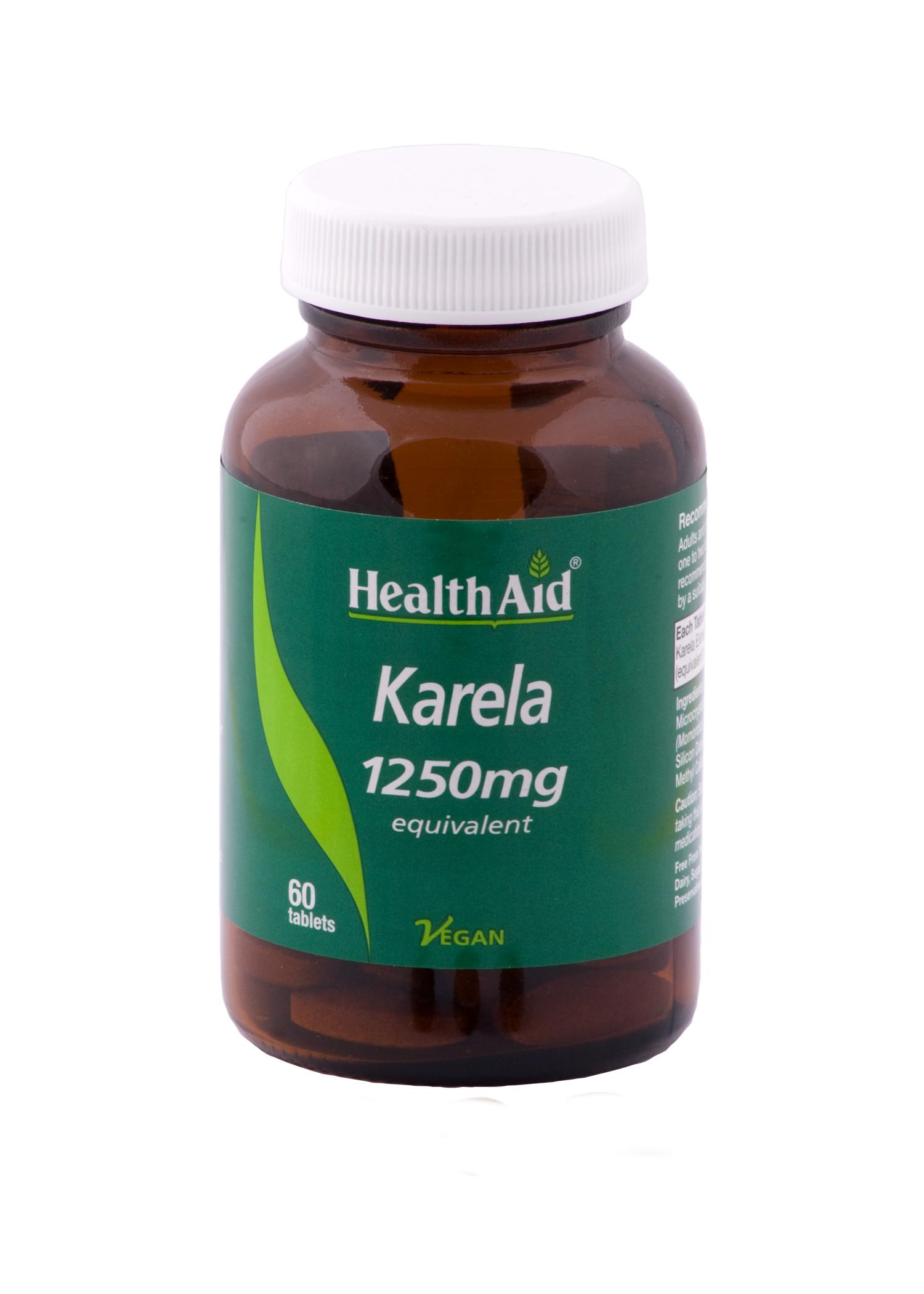 Karela 1250mg 60's