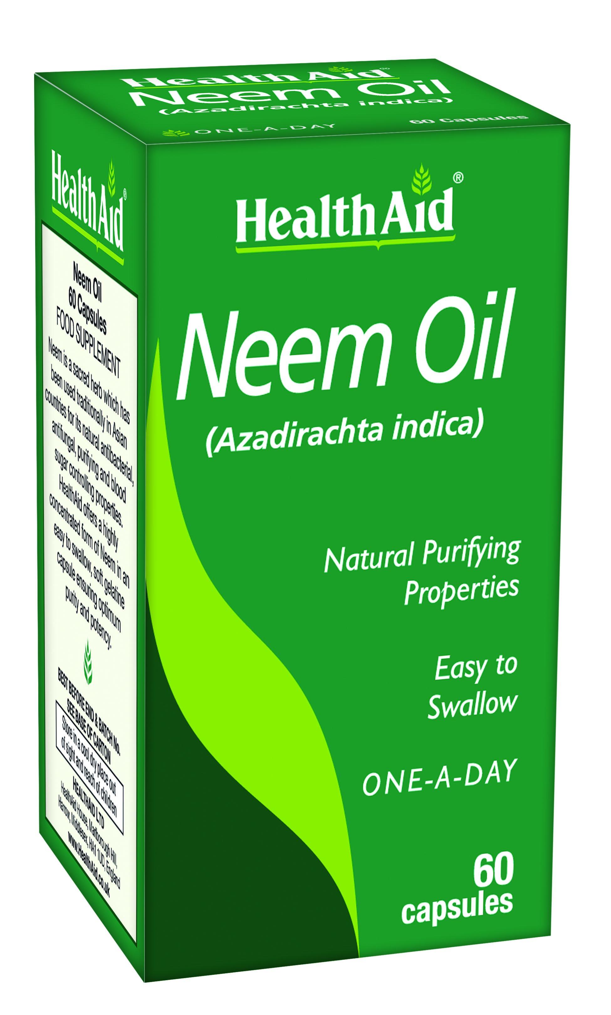 Neem Oil 60's