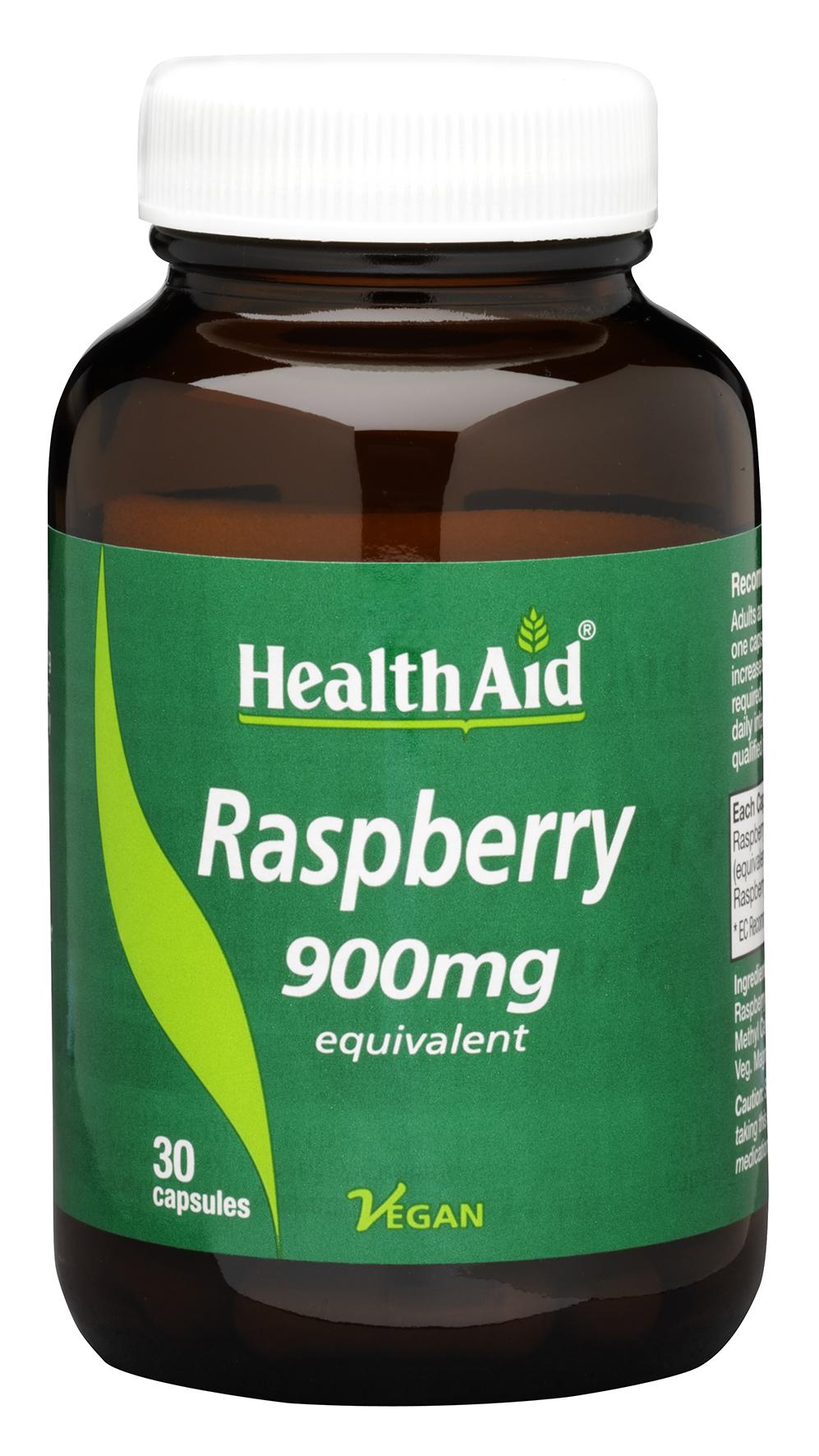 Raspberry 900mg 30's