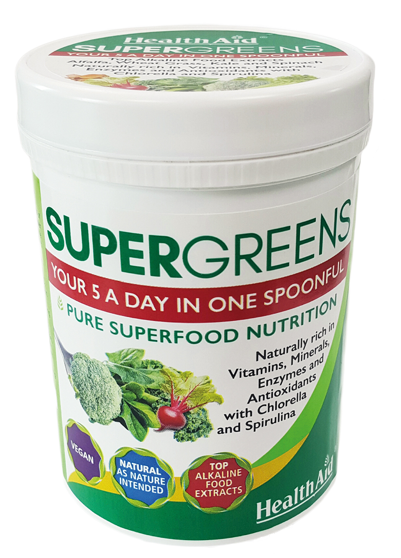 SuperGreens Superfood Powder 200g (Currently Unavailable)