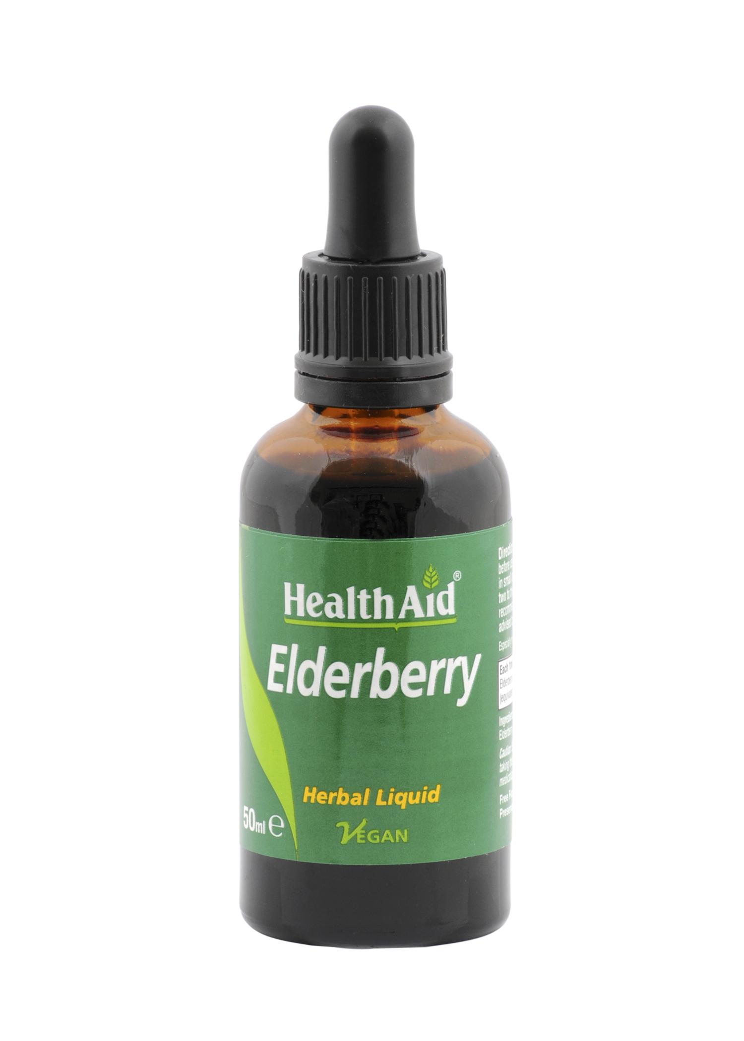 Elderberry 50ml