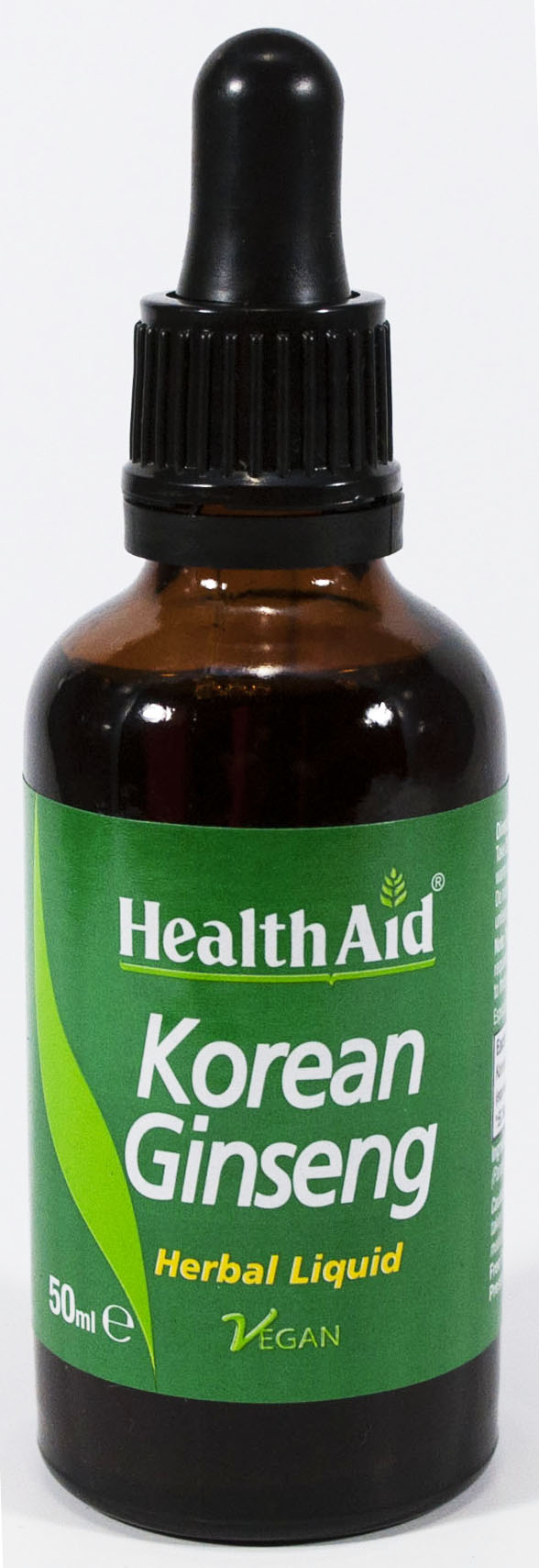 Korean Ginseng 50ml (Currently Unavailable)
