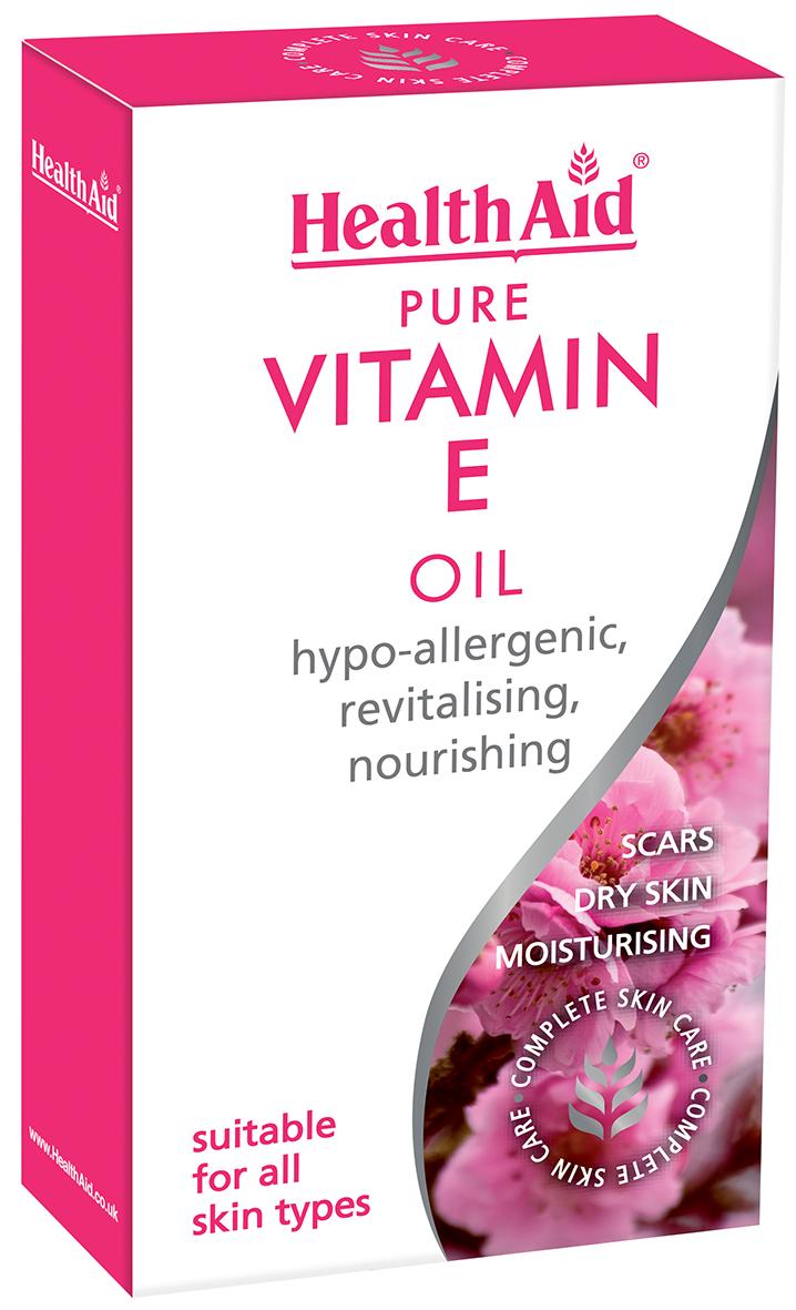 Pure Vitamin E Oil 50ml