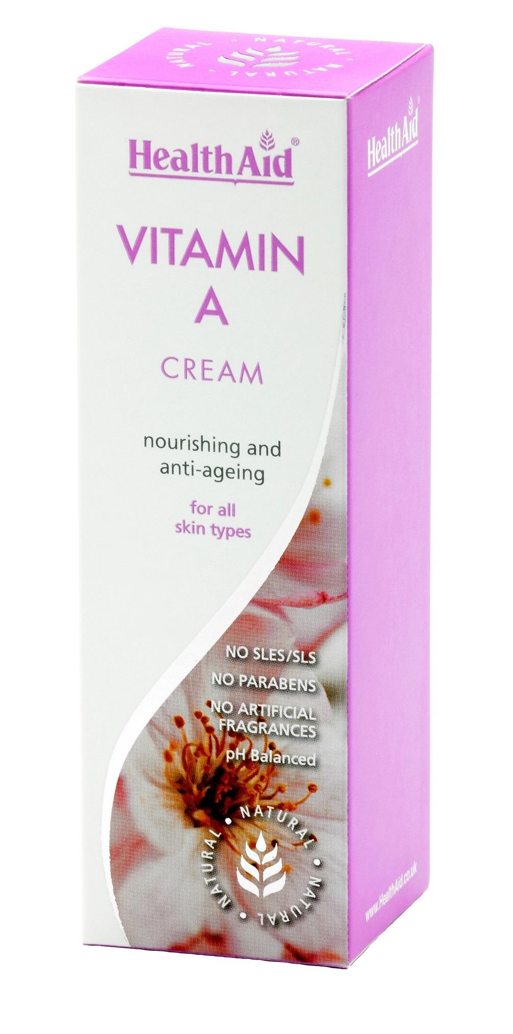 Vitamin A Cream 75ml