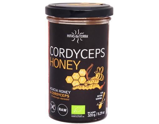Cordyceps Honey (Acacia Honey & Cordyceps) 320g