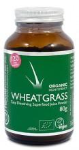 Organic Wheatgrass Powder 80g