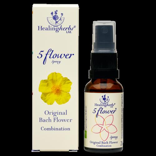 5 Flower Spray 20ml