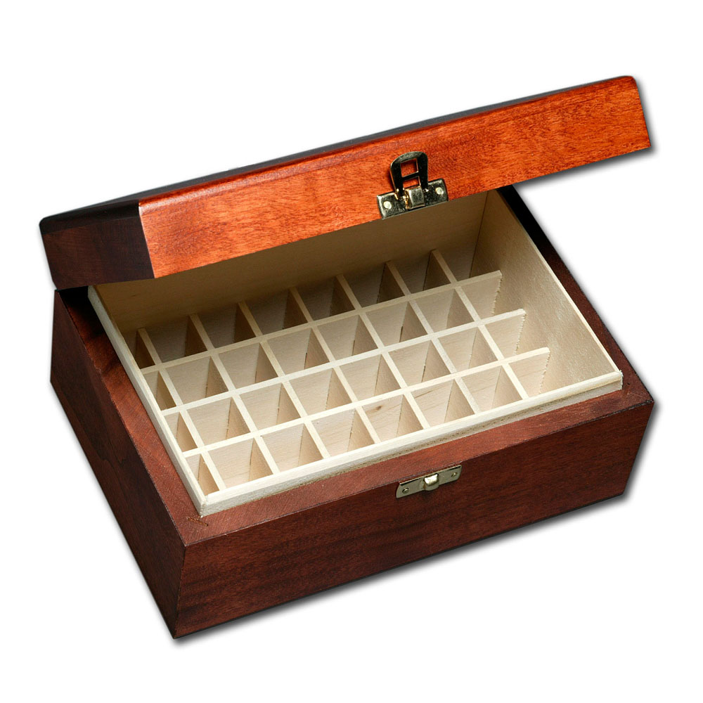 Wooden Box for Set of 30ml