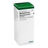 Belladonna Homaccord 30ml