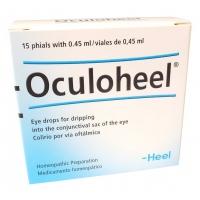 Oculoheel Eye Drops 15 Vials