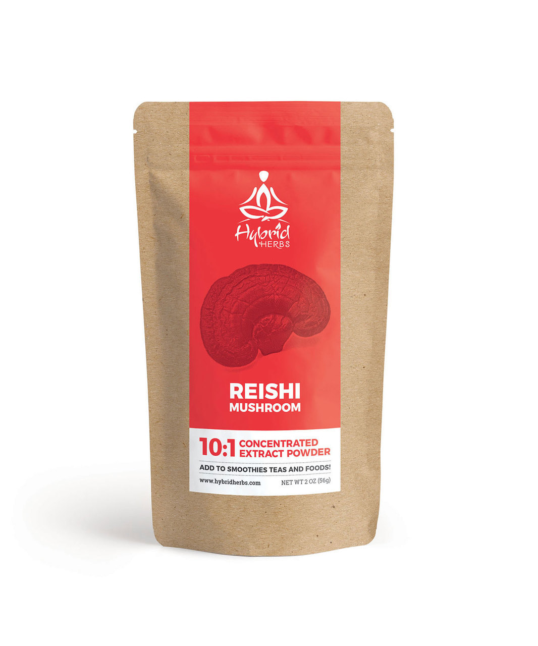 Reishi Mushroom 56 Servings