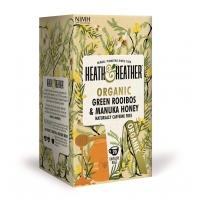 Organic Green Rooibos With Manuka Honey Tea 20's