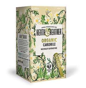 Organic Camomile Tea 20's