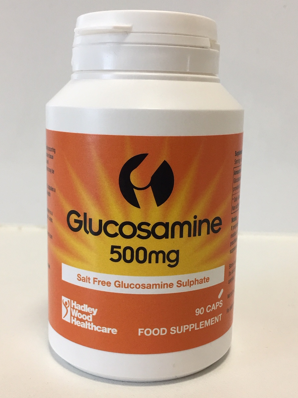 Glucosamine 500mg (Salt Free) 90's
