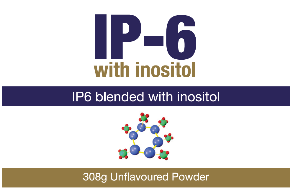 IP-6 with Inositol Unflavoured 308g