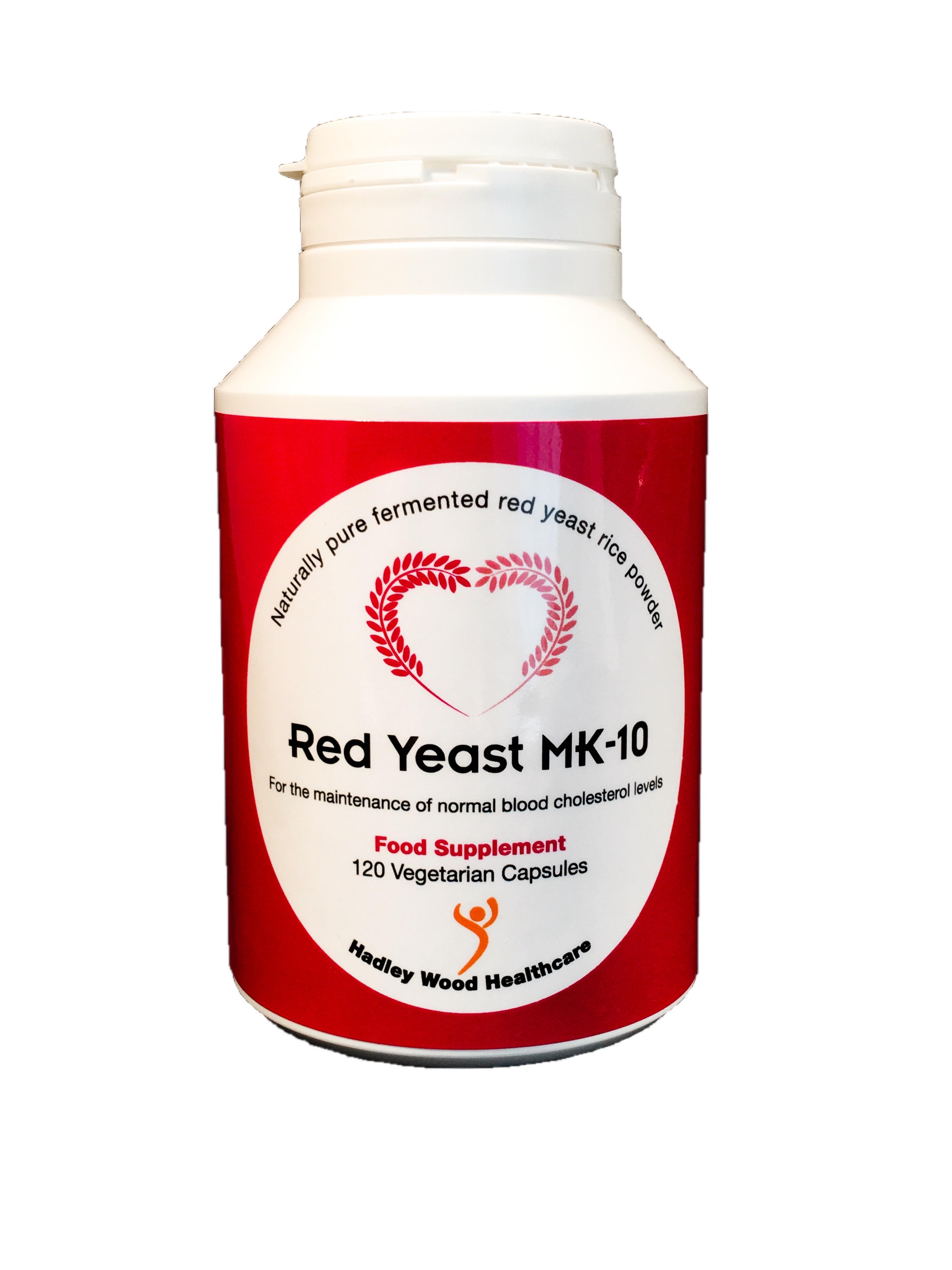 Red Yeast MK-10 120's