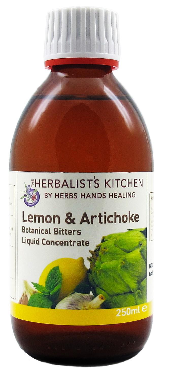 Lemon & Artichoke Concentrate 250ml