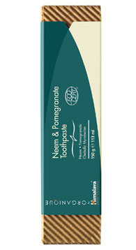 Neem & Pomegranate Toothpaste 150g (Currently Unavailable)
