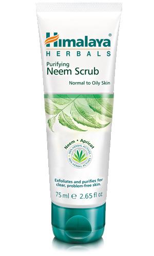 Purifying Neem Scrub 75ml