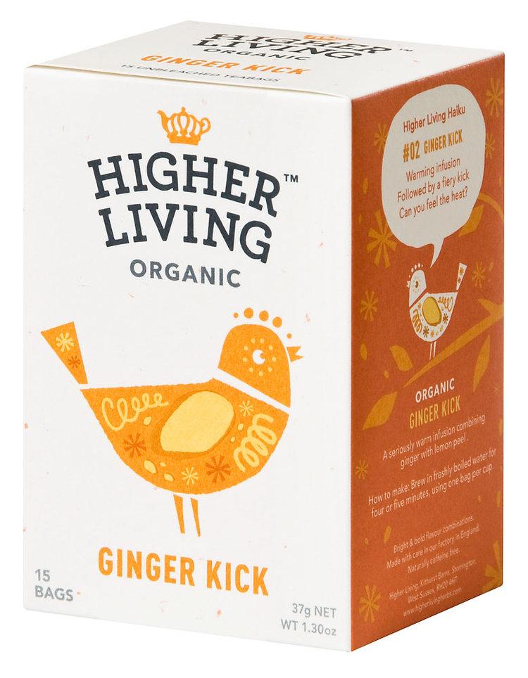 Ginger Kick 15 Teabags