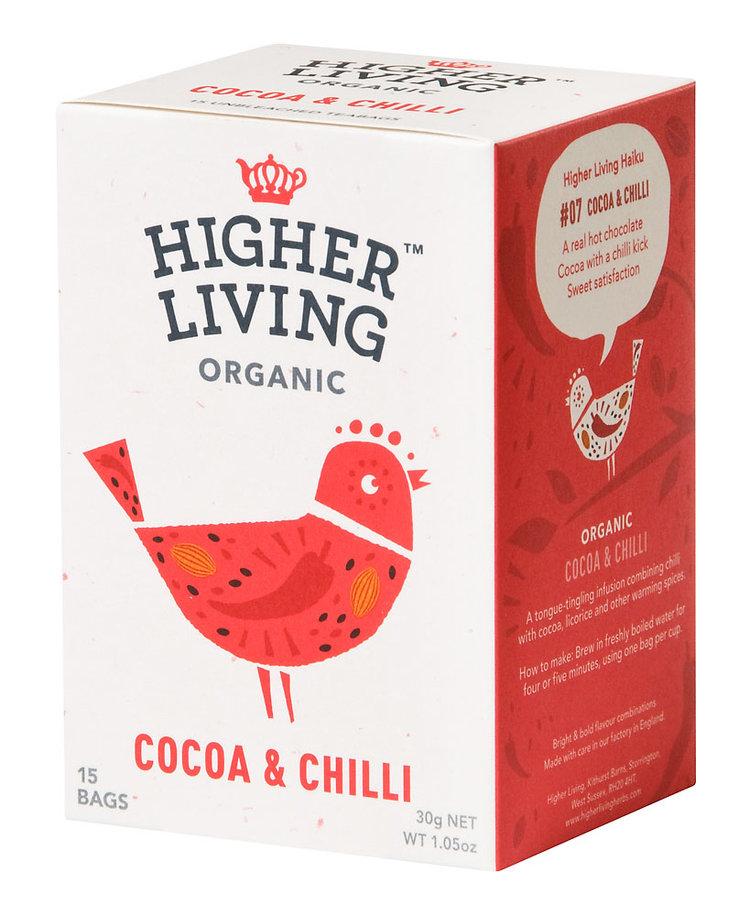 Cocoa & Chilli 15 Teabags