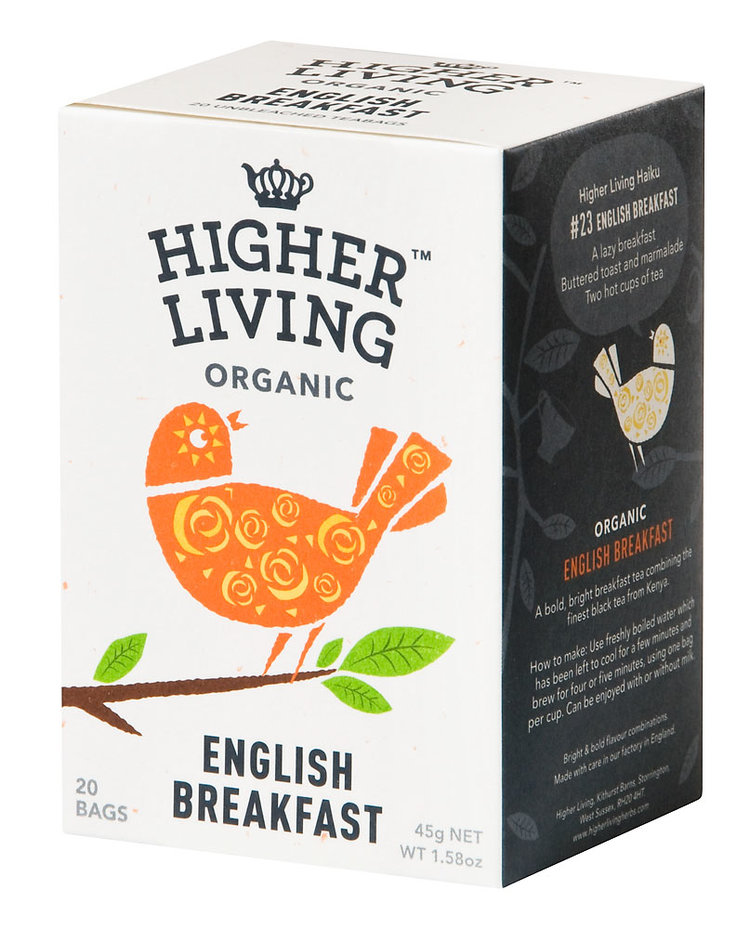 English Breakfast 20 Teabags
