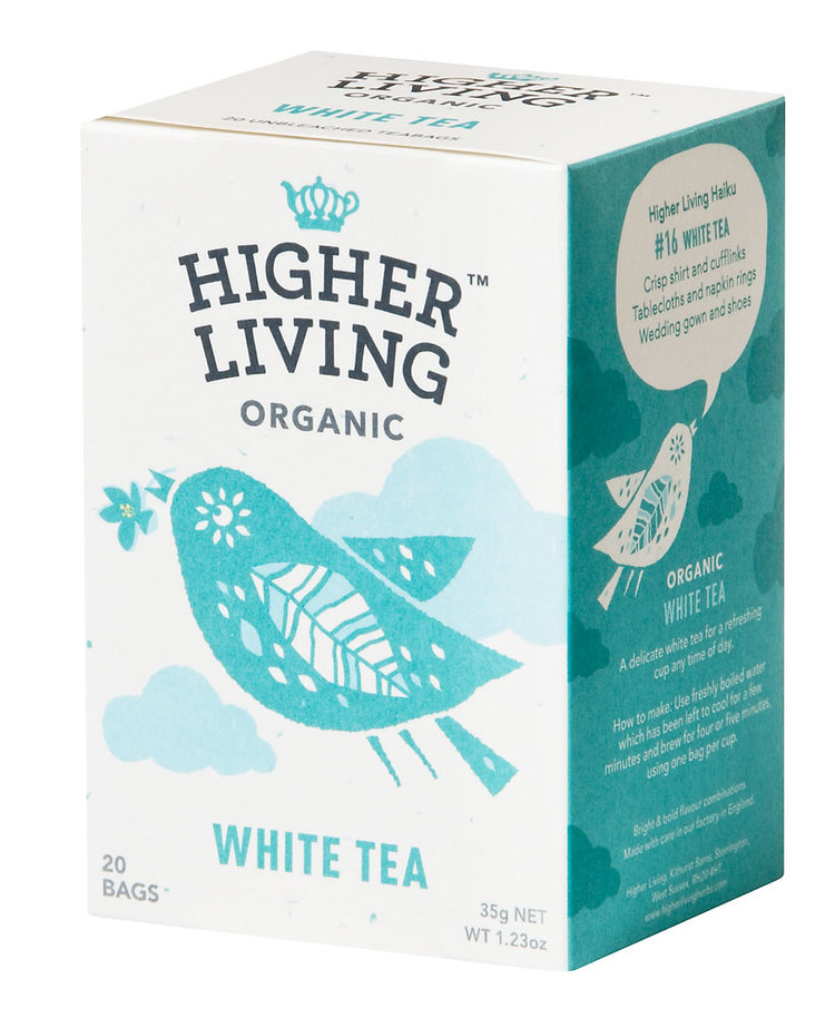 White Tea 20 Teabags