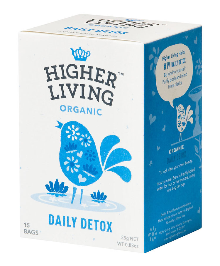 Daily Detox 15 Teabags