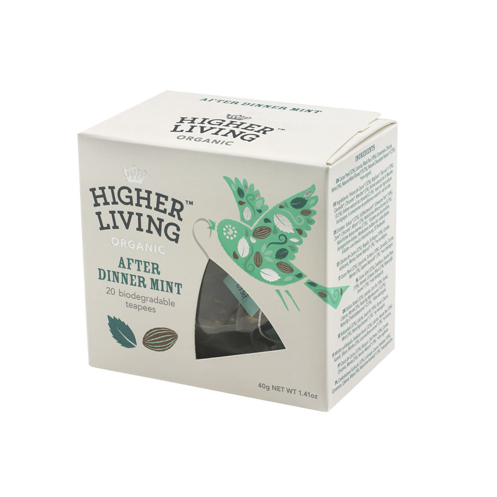 After Dinner Mint 20 Biodegradable Teapees