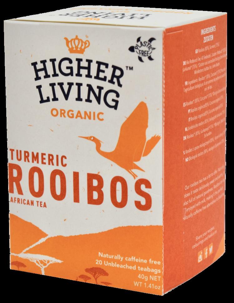 Turmeric Rooibos African Tea 20 Teabags