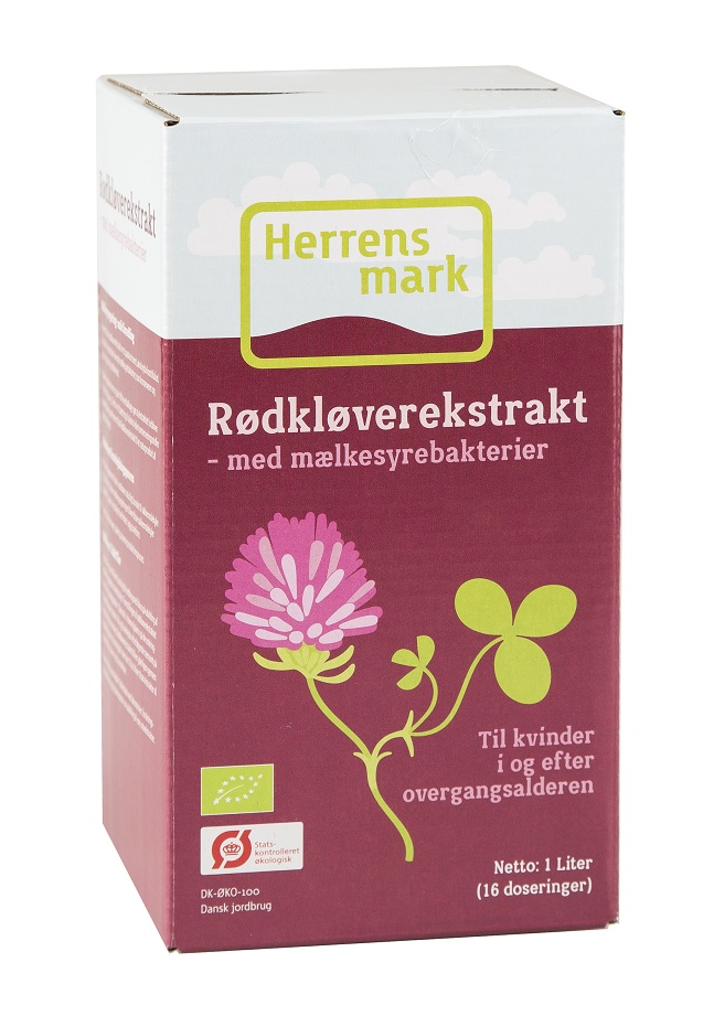 Red Clover Extract 1 litre