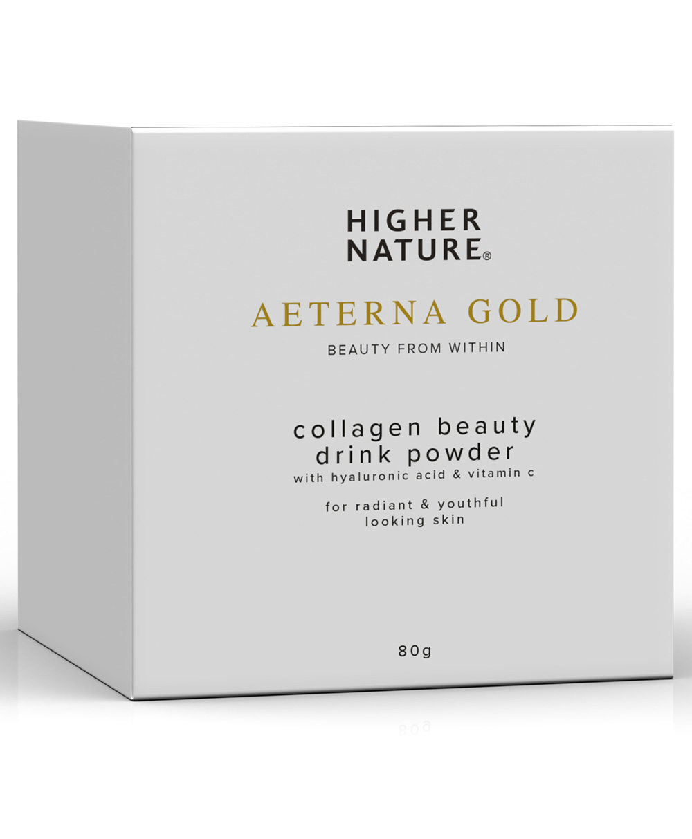 Aeterna Gold Collagen Beauty Drink Powder  80g