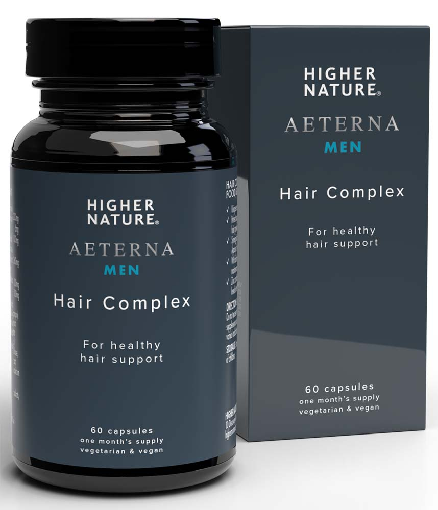 Aeterna Men Hair Complex 60's