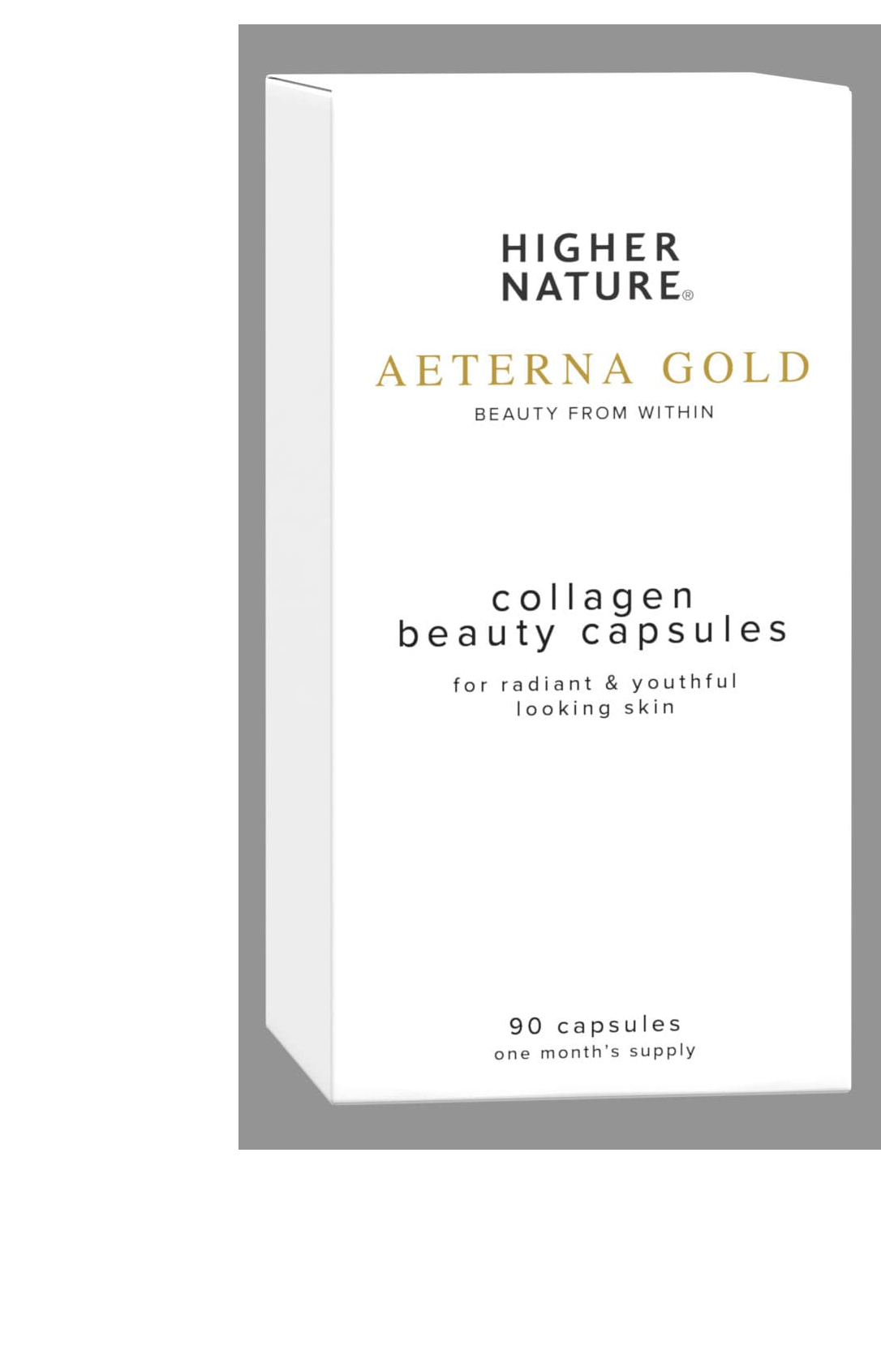 Aeterna Gold Collagen Beauty Capsules 90's (formerly Restructuring Complex)