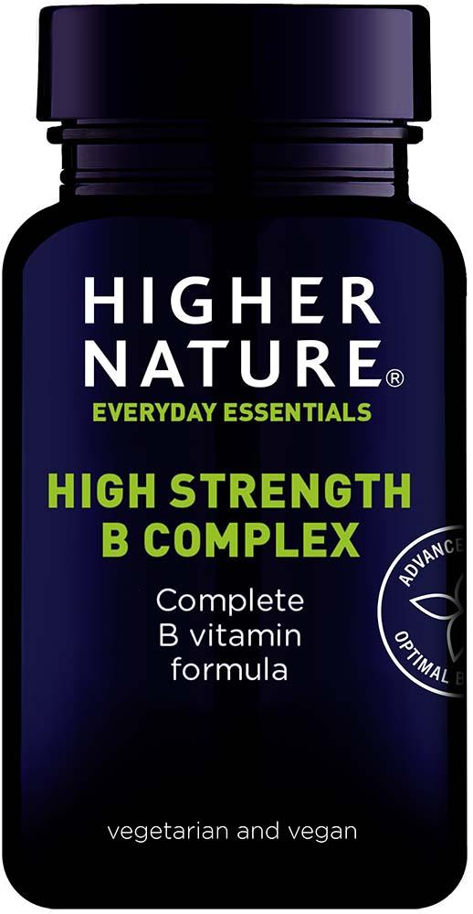 High Strength B Complex 30's