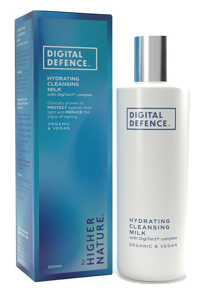 Digital Defence Hydrating Cleansing Milk 200ml