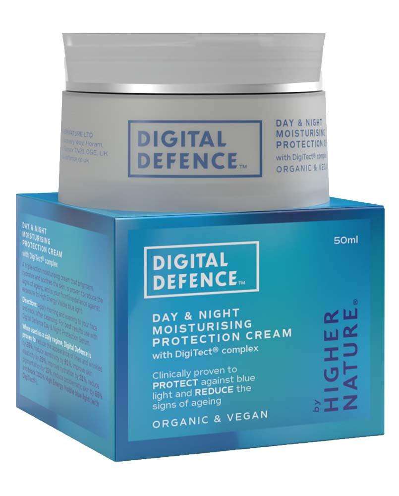 Digital Defence Day & Night Moisturising Protection Cream 50ml